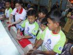 DKI Tambah Bantuan Rp 199 Miliar untuk Pendidikan di Bantargebang