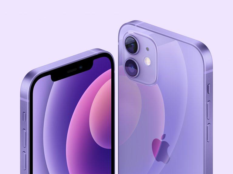 Apple Rilis iPhone 12 dan 12 Mini Warna Ungu, Cek Harga ...